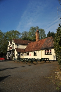 The Three Horseshoes Pub